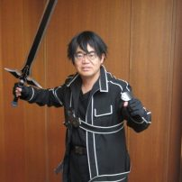 Nagoya's Governor Appears As Kirito At World Cosplay Summit 2018