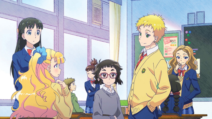 Anime Review: Please tell me! Galko-chan