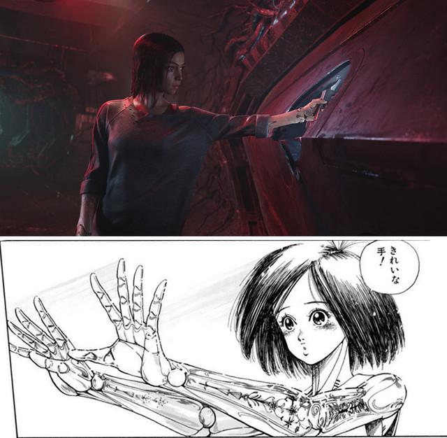 Battle Angel Alita Author Yukito Kishiro Praises Look of Live-Action Film