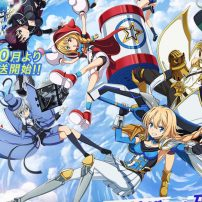 Han-Gyaku-Sei Million Arthur Anime's Theme Song Artists Announced
