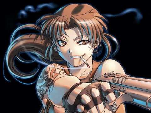 Black Lagoon Manga Goes on Hiatus