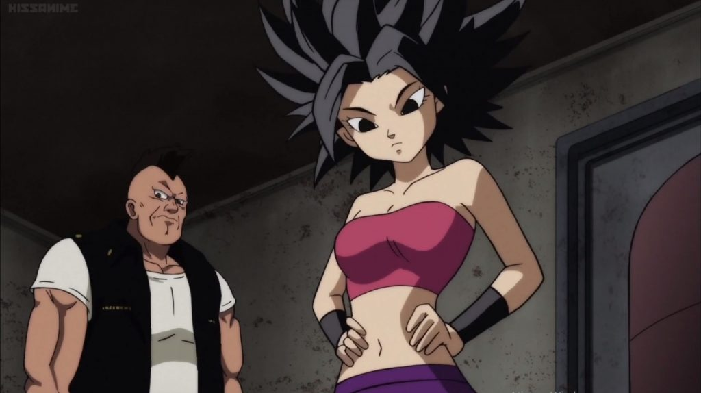 Dragon Ball Super Reveals Dub Cast for Caulifla and Kale