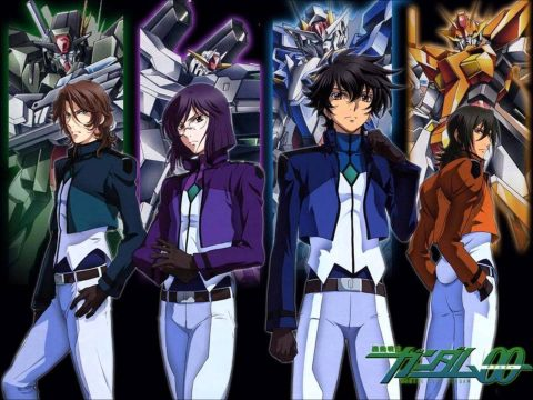 Meet the Stars of the Gundam 00 Stage Play