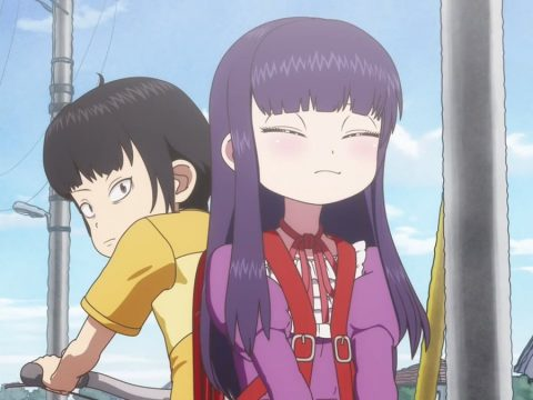 Hi Score Girl Anime Heads to Netflix This December