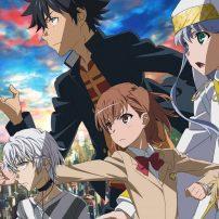 A Certain Magical Index Season 3 Premieres October 5