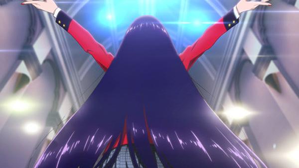 Kakegurui Season 2 Gets First Visual, January 2019 Debut