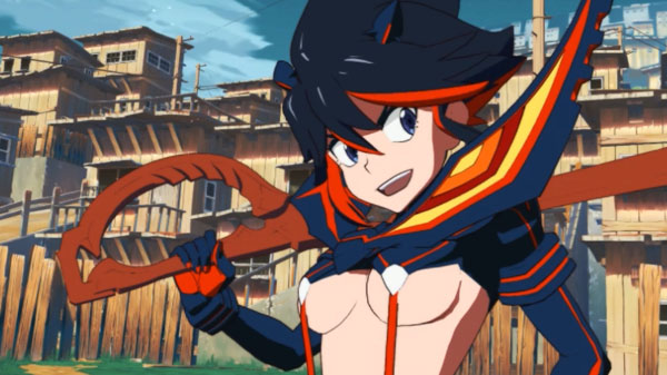 Get Your Eyeballs on the Kill la Kill Video Game in Action