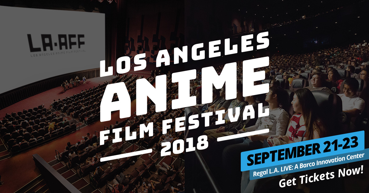 Los Angeles Anime Film Festival to Host English Dub Actor Awards