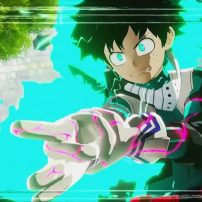 See All of the My Hero Academia Brawler's Characters in Action