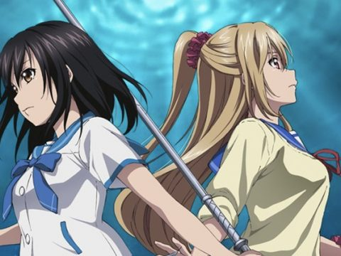 Strike the Blood III New Visual, Comiket Merchandise Unveiled