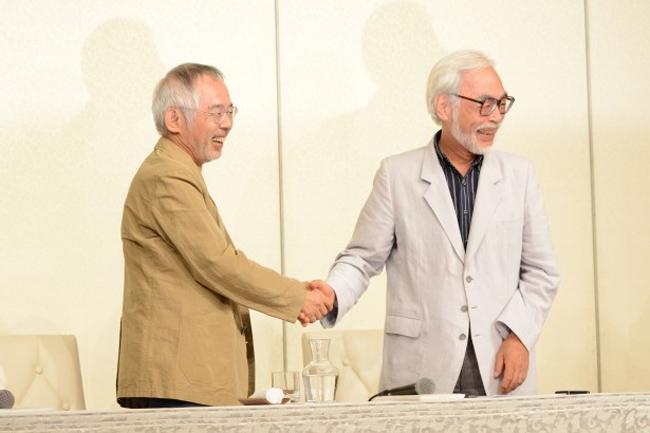 Ghibli Producer: Miyazaki's New Film Will Take Three or Four More Years