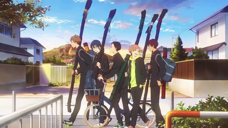 Kyoto Animation's Tsurune Gets English-Subbed Teaser