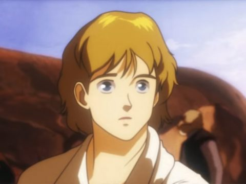 Russian Artists Create Anime-Style Star Wars Trailer