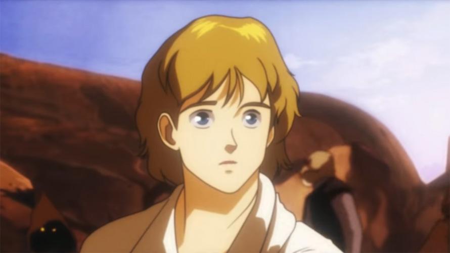 Russian Artists Create Anime-Style Star Wars Trailer