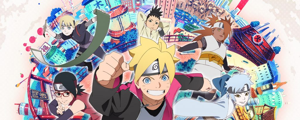 Toonami Adds an Hour Along with Boruto Premiere
