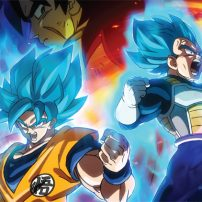 Dragon Ball Super: Broly Hits U.S. Theaters January 16