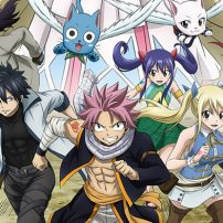 Fairy Tail Final Season Gets New Visual