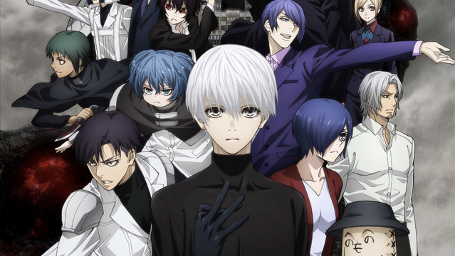 Tokyo Ghoul:re Season 2 Hits Screens October 9, New Visual Revealed