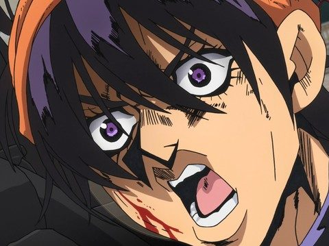 Narancia Ghirga Takes Center Stage in New JoJo Promo