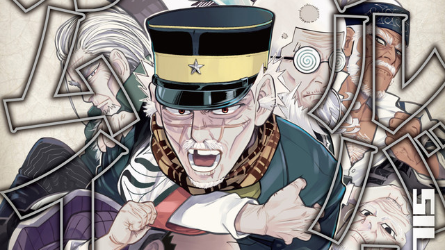 Golden Kamuy Cast Ages Up for Senior Citizens' Day