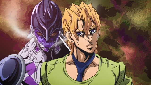 Show Some Respect to Pannacotta Fugo in JoJo Golden Wind Promo