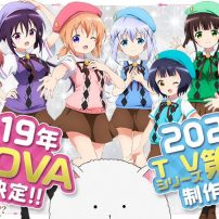 Is the Order a Rabbit? Gets 2019 OVA, 2020 Series