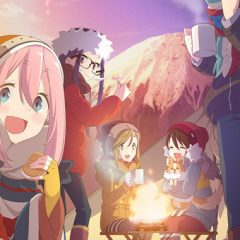 Laid-Back Camp Second Season Announced