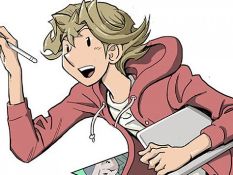 Yu-Gi-Oh! Creator's New Manga Debuts in Shonen Jump