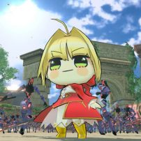 Fate/Extella Link Brings Chibi Costumes to Switch Version
