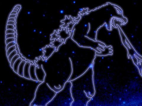 Godzilla Becomes NASA-Recognized Constellation