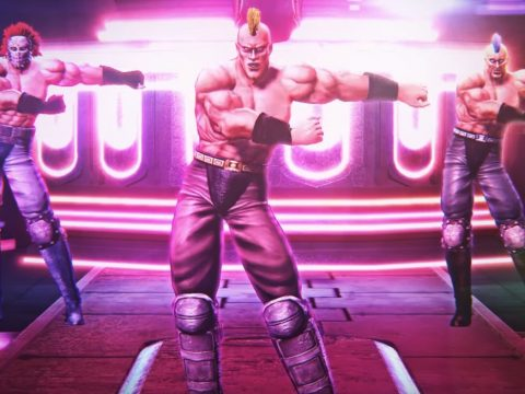 Fist of the North Star: Lost Paradise Launch Trailer Bursts Forth