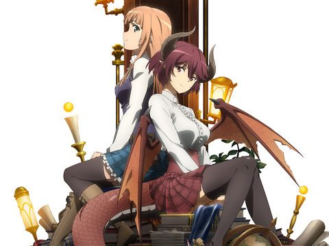 Rage of Bahamut Series Manaria Friends Set for January 2019