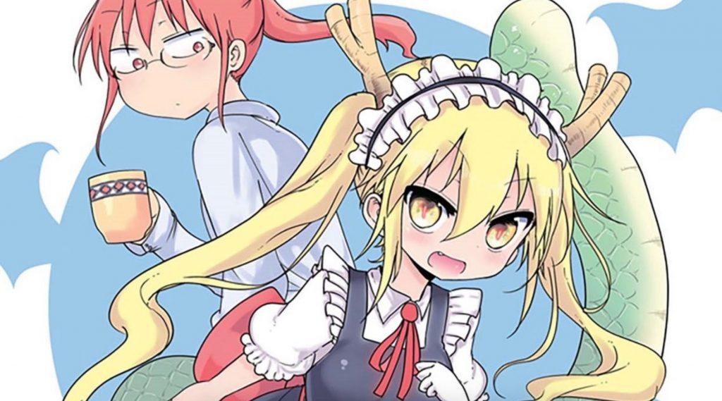 Miss Kobayashi's Dragon Maid Manga Heads Toward Climax