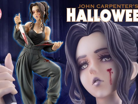 Halloween's Michael Myers Gets Sexy Bishoujo Figure