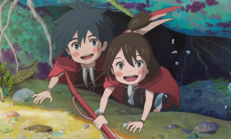 GKIDS Licenses Studio Ponoc's Modest Heroes Anthology Film