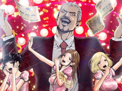 Netflix Sets a Date for Back Street Girls Anime