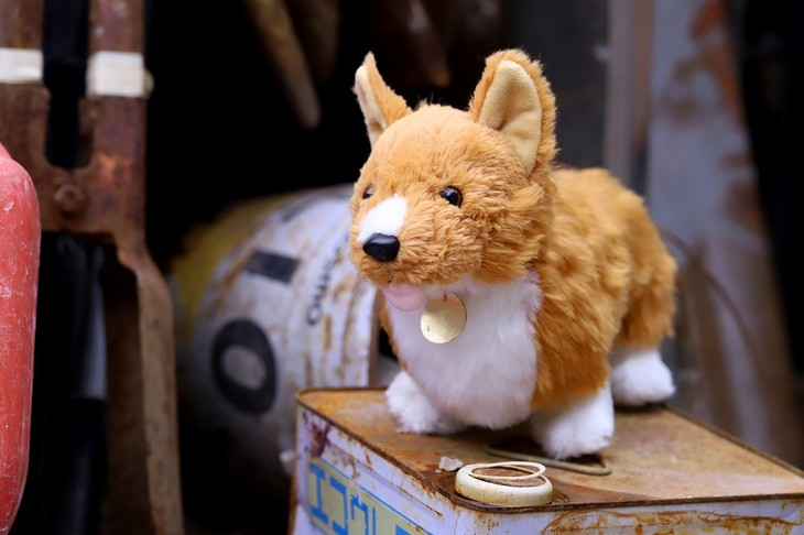 Ein Plushy, Other Merchandise Celebrates Cowboy Bebop's 20th