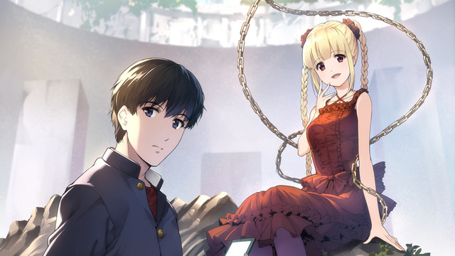 FLIPFLOPs' Darwin's Game Manga Gets TV Anime Series