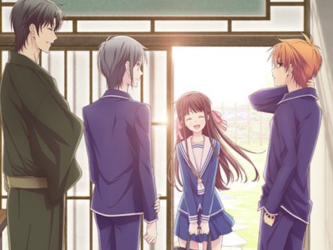 New Fruits Basket Anime Telling the Entire Story Begins in 2019