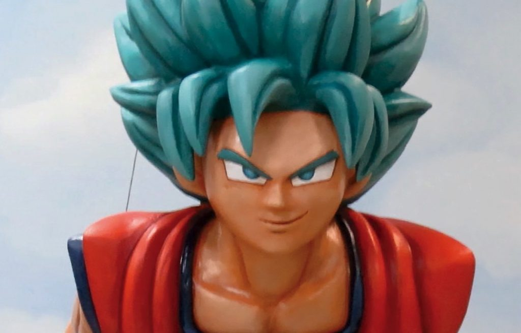 Goku Will Float Proudly Once More at Macy's Thanksgiving Day Parade