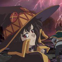 KONOSUBA Anime Film Gets Title and Visual
