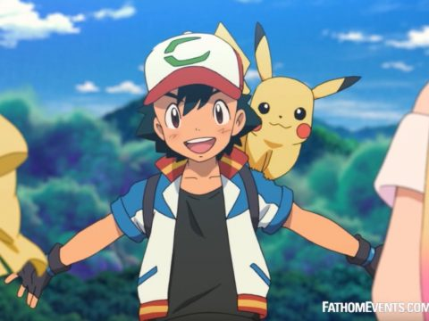 Pokémon the Movie: The Power of Us Heads to U.S. Theaters This Month!