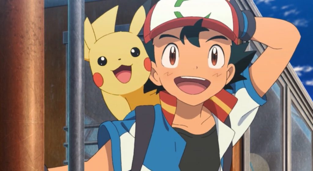 Pokémon Movie 21 Makes Its Theatrical Debut This Weekend