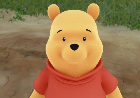 New Kingdom Hearts III Trailer Features Winnie the Pooh