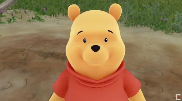 New Kingdom Hearts III Trailer Features Winnie the Pooh