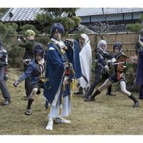 Touken Ranbu Live-Action Film Previewed with New Stills