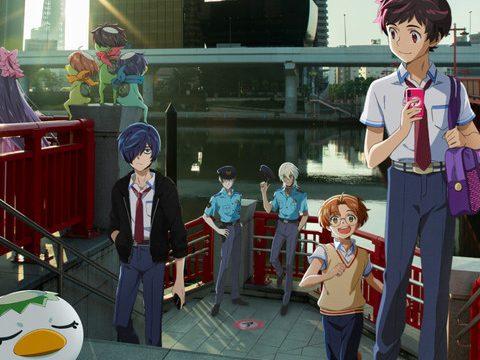 Kunihiko Ikuhara Series Sarazanmai Characters, Synopsis Revealed