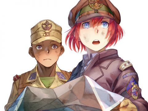 Black Lagoon's Rei Hiroe Starts War-Themed Manga in 2019