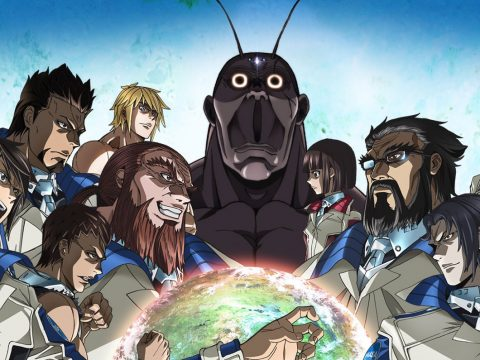Terra Formars Manga Comes Back From, Returns to Hiatus