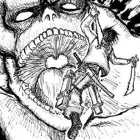 Attack on Titan 0 Manga Shows Rough Early Version